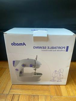 Portable Sewing - Double Speed Mini Convenient Sewing Machin