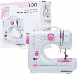 NEX Portable Sewing Machine Double Speeds for Beginner Art C