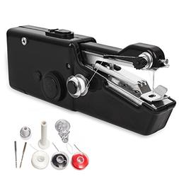 APlus+ Portable Sewing Machine, Mini Cordless Handheld Elect
