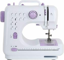 Portable Sewing Machine Mini Electric Household Crafting Men