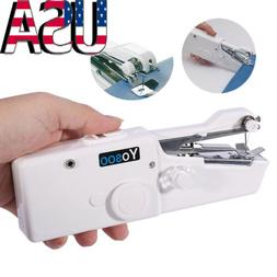 Portable Sewing Machine Quick Stitch Sew Compact Mini Electr