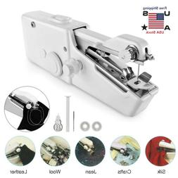 Portable Smart Mini Electric Tailor Stitch Hand-held Sewing