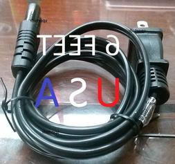 Power Cord Cable for Brother 9700LD CS8200 CS8800PRW DS140 H