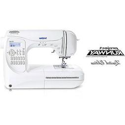 Brother Project Runway PC-420PRW Electric Sewing Machine