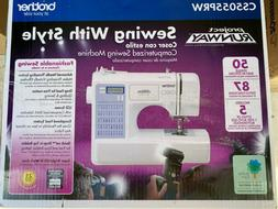 Brother Project Runway CS5055PRW Electric Sewing Machine 50