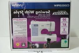 Brother Project Runway CS5055PRW Electric Sewing Machine - I