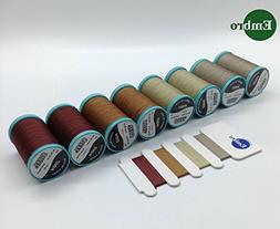 All Purpose Extra Strong Heavy Duty Bonded Sewing Thread  gr