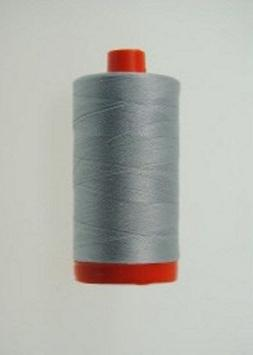 Aurifil - Quilting Cotton color 2600 Dove grey - 50 wt, 1422