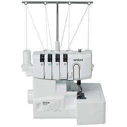 Brother R1634D 3 or 4 Thread Serger with Differential Feed,