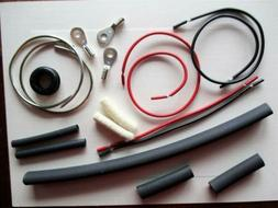 RE-WIRING MOTOR KIT for Singer 15-91 and 201-2 and other Sew