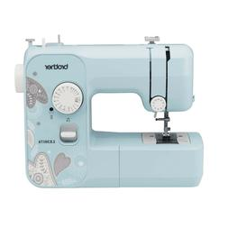 Brother RLX3817A 17-Stitch Full Size Sewing Machine Aqua/Blu
