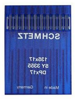 SCHMETZ 135X17 SIZE #24/180 INDUSTRIAL SEWING MACHINE NEEDLE