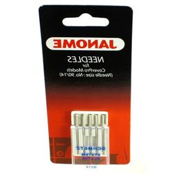 Schmetz ELx705 Size 14, 5 of Pack Needles for Janome Cover P