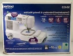 Brother SE425 Computerized Embroidery & Sewing Machine Brand
