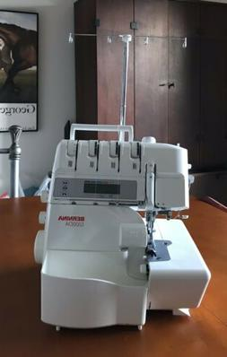 Serger: Bernina Overlocker Model 1200DA With Carrying Case