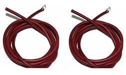 "2pcs Set Leather Belt 72"" Sewing Machine Treadle Parts With"