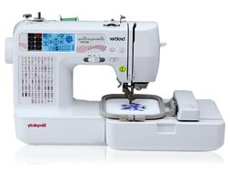 BROTHER Sewing & Embroidery Machine USB transfe SB7500 FREE