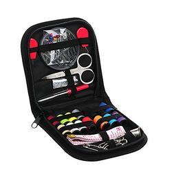 Sewing Kit, Mini sew kits supplies with 68 Portable Basic Se