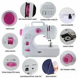Nex Sewing Machine 16 Built In Stitch With 60 Pcs Threads Re