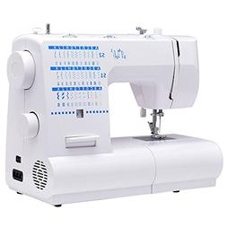 Sewing Machine, GentleShower Portable Electric Sewing and Qu