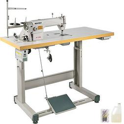 DDL-8700 Sewing Machine with Table+Servo Motor+Stand Stitche