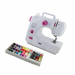 NEX Sewing Machine Free-Arm 16 Built-in Stitch Embroidery Ma