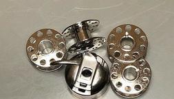 Brother Sewing Machine Bobbin Case Plus 10 Bobbins for Sever