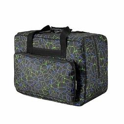 Sewing Machine Carrying Case Tote Bag,Padded Storage Cover