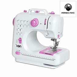 NEX Sewing Machine Children Present Portable Crafting Mendin