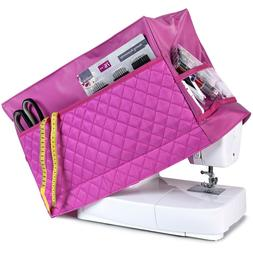 Sewing Machine Dust Cover for Most Standard Singer & Brother