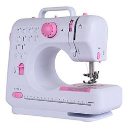 Costway Sewing Machine Household Multifunction Double Thread