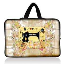 "Sewing machine 13"" 13.3"" inch Notebook Laptop Case Sleeve Ca"