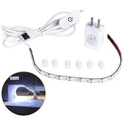 HengBo Sewing Machine Light, LED Strip Lighting Kit with 6.6