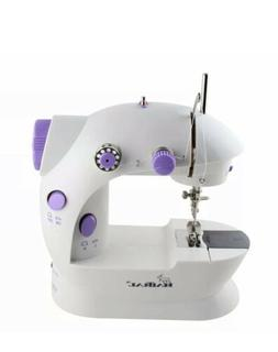 HAITRAL Sewing Machine Mini 2-Speed Double Thread, Double Sp