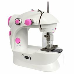 NEX Sewing Machine Mini Size for Little Sewing Projects Doub