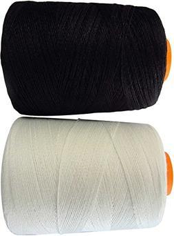 Sewing Machine Thread Spools - LeBeila 100% Polyester Cotton