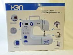 NEX Sewing Machine w/ 30 Built-in Stitch Craft Machine for H