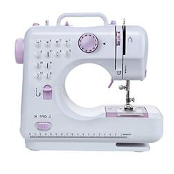 Varmax Sewing Machine with 12 Stitches Multifunctional Sewin