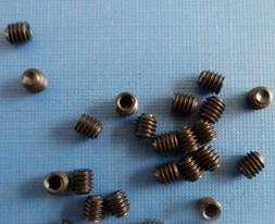 Sewing Machines Hex Screw Metal Parts Accessories 10 Pcs/Lot