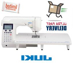 Sewing Machines Juki HZL-F600 Computerized Sewing and Quilti