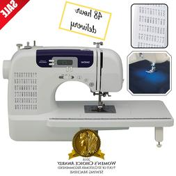 Brother Sewing Quilting Machine CS6000i Computerized Decorat