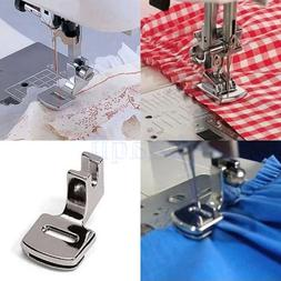 Shirring Gathering Home Sewing Machine Ruffle Presser Foot for Singer