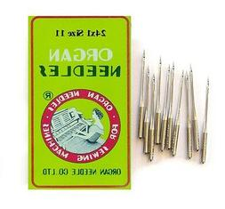 Singer 20 40K 50D toy sewing machine 10-NEEDLES 24x1 Size 11