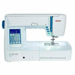 Janome Skyline S5 Sewing & Quilting Machine - Gorgeous !