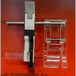 Janome Sliding Guide Foot for 9mm Machines