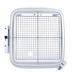 "Janome SQ20B - 7.9"" x 7.9"" Embroidery Hoop fits MC500E, 400E"
