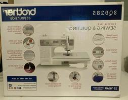 Brother SQ9285 150 Stitch Computerized Sewing & Quilting Mac
