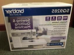 Brother SQ9285 150 Stitch Computerized Sewing Machine New In
