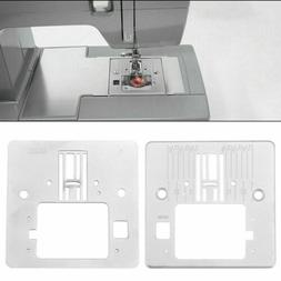 Stainless Steel Needle Throat Plate For Singer 4423 4432 551