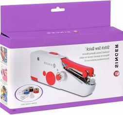SINGER Stitch Sew Quick Portable Mending Machine, 0